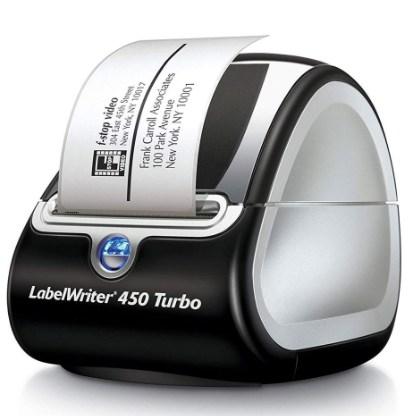 Etiquetadora térmica Dymo LabelWriter 450 Turbo